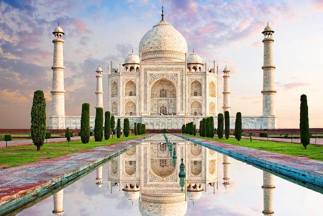 Cultural Delhi & Agra Day Tour