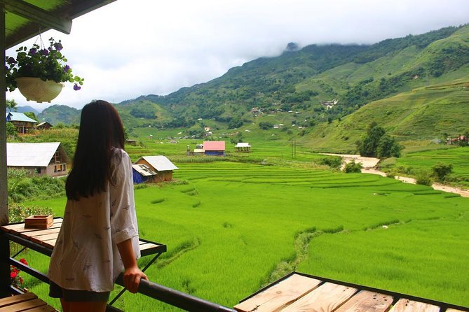 Sapa (3 days, 4 nights) : Visit Catcat ,Sinchai, GiangTaChai, Tavan