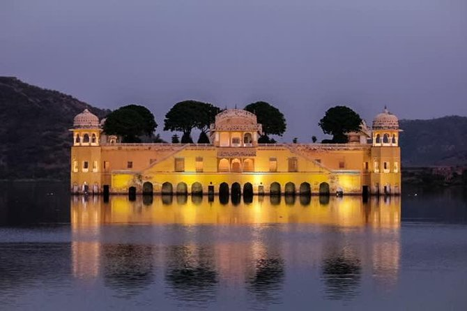 Same Day Jaipur Tour by car from Delhi