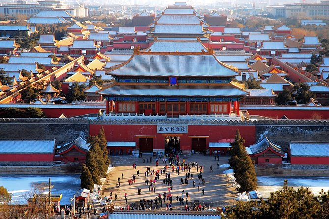 Beijing Private Classic Tour with Lunch at Hutong Royal Ice-house Restaurant
