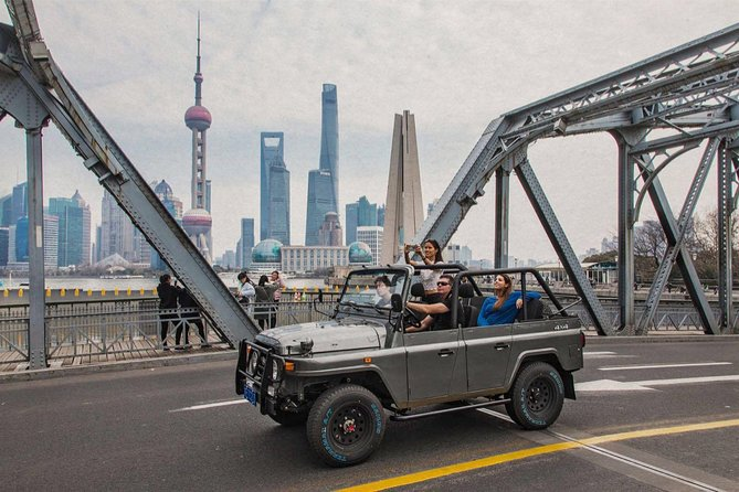 Shanghai Old Time Ride (3 Hours)