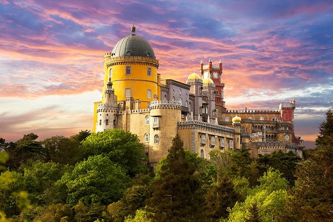Half-day Trip to Sintra from Lisbon