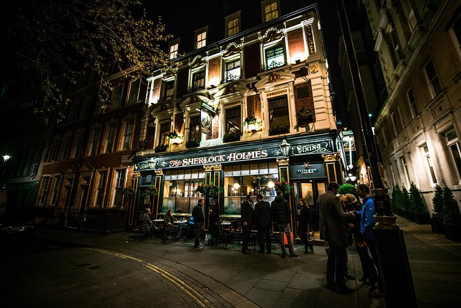 Jack the Ripper and Haunted London Tour photo 9