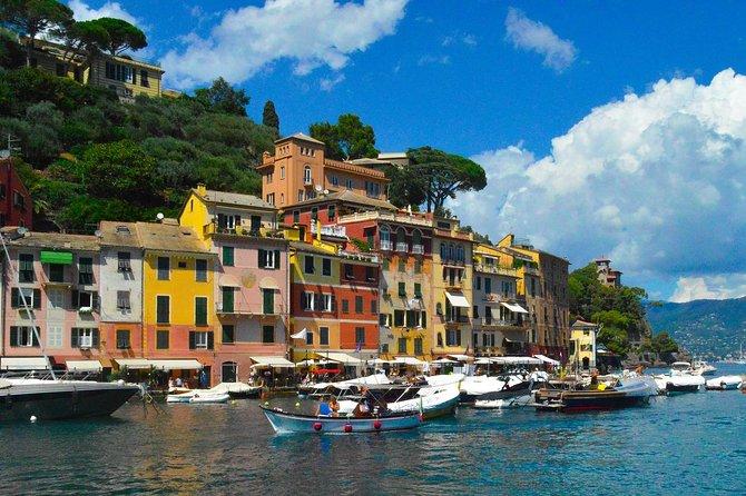 Shore Excursion from Genoa: Portofino & Santa Margherita Semi-Private Tour