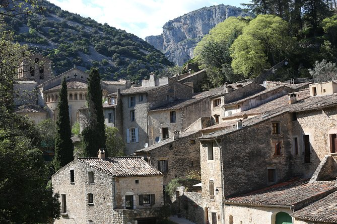 winetour to St Guilhem le Desert and farm to table meal
