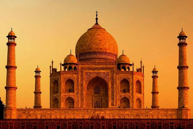 Overnight Taj Mahal Tour From Delhi photo 2