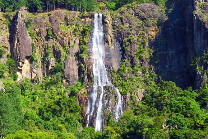 All inclusive - The Highest Waterfall Bambarakanda Trekking