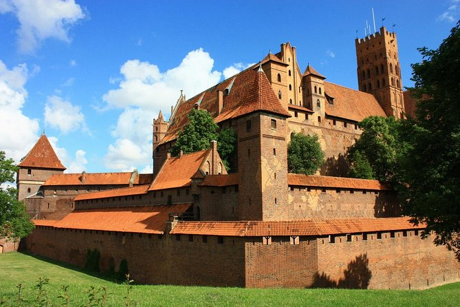 Panoramic & Walking Private Tour of Gdansk