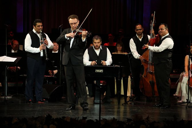 Gala Concert with Cimbalom Show in Budapest