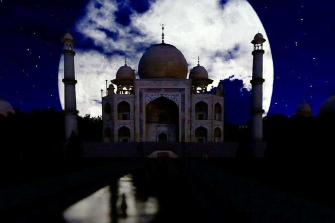 Overnight Taj Mahal Tour From Delhi photo 7