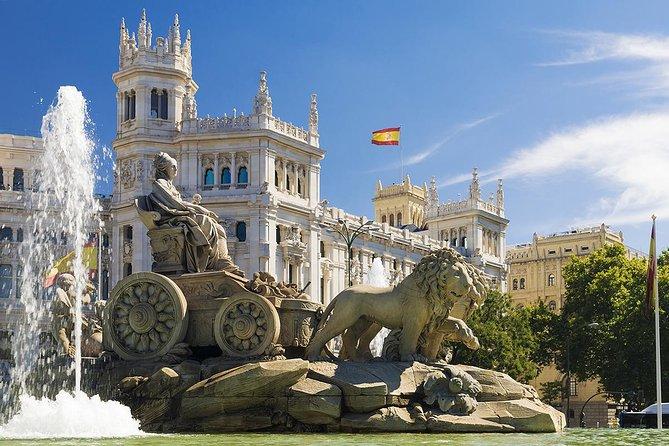 Majestic Madrid Walking Tour