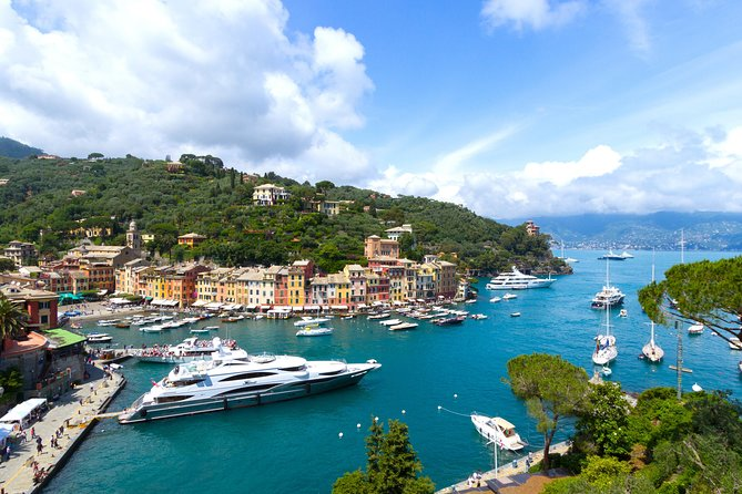 Portofino and Santa Margherita Ligure Small Group Tour with Local Dirver