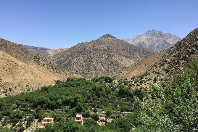 3 Valleys Excursion From Marrakech
