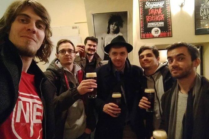 Craft Beer Pub Tour Bratislava by Team Beer Drink