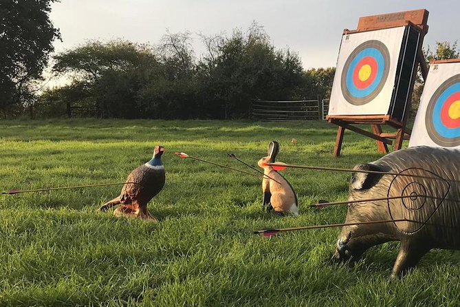 Target Archery Session