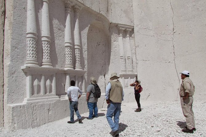 Sillar Route In Arequipa + Viewpoint of the Volcanoes