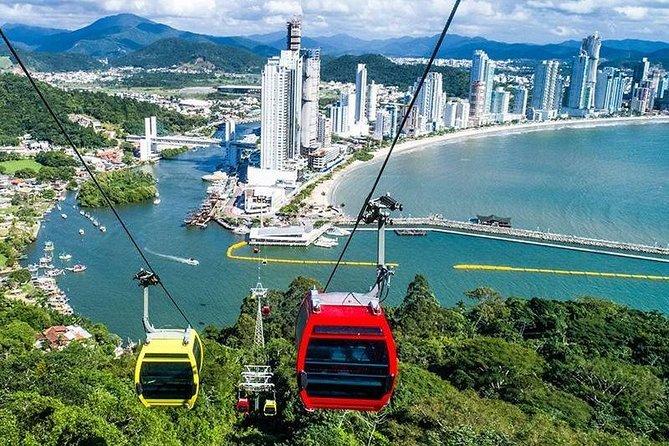 Tour Balneário Camboriú e Unipraias saindo de Florianópolis by Itaguasul Turismo