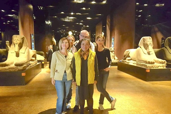 Egyptian Museum of Turin Semi-Private Tour with Expert Guide