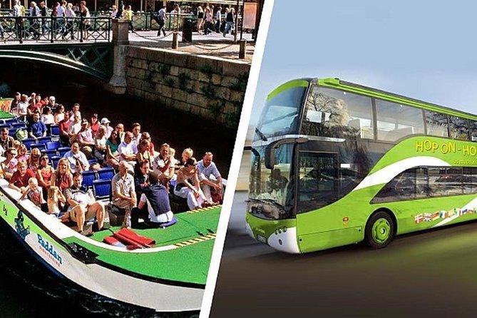 Excursão com várias paradas em ônibus e barco por Gotemburgo