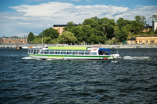 Hop-On Hop-Off Bus and Boat Ticket in Stockholm photo 10