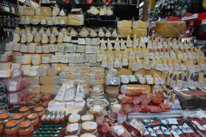 Tasting Tour of São Paulo: Municipal Market And Cheese Boutique