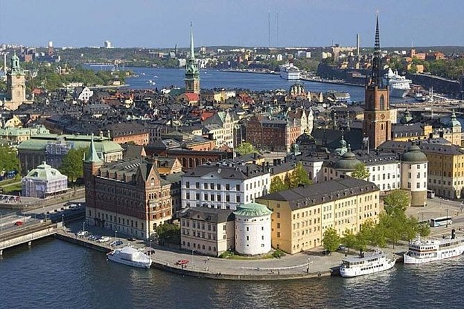 Stockholm Shore Excursion: Stockholm City Hop-On Hop-Off Tour by Bus photo 3