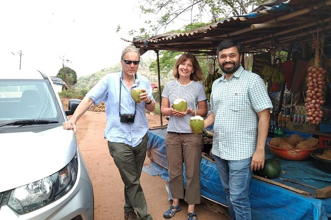 Old Goa Walk with professional guide and refreshments