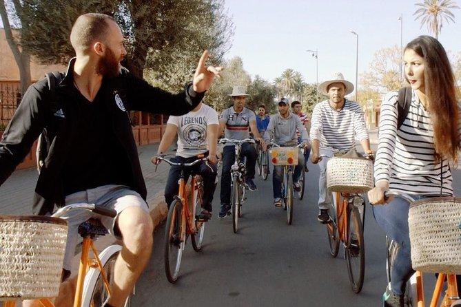 Marrakech by Bike City Tour