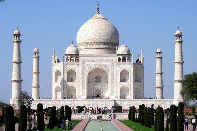 Same day Agra trip from Jaipur
