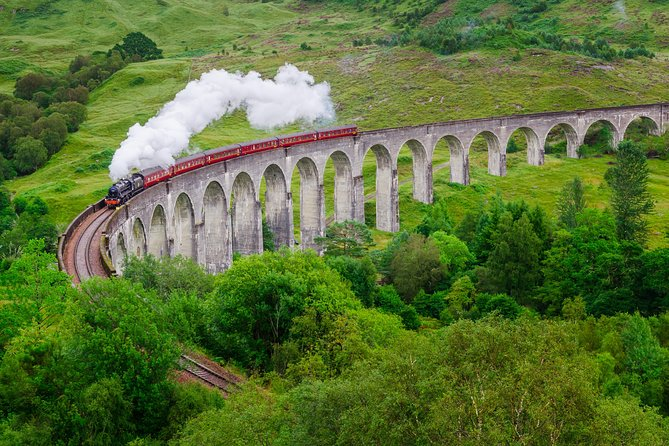 2-Day Jacobite Experience including the Hogwarts Express from Edinburgh