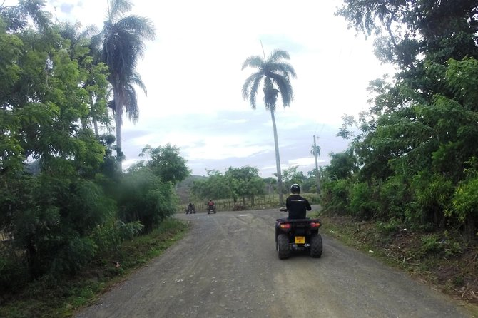 Amber Cove Excursion, 4 - Wheel Adventure for Cruise Ship Passengers