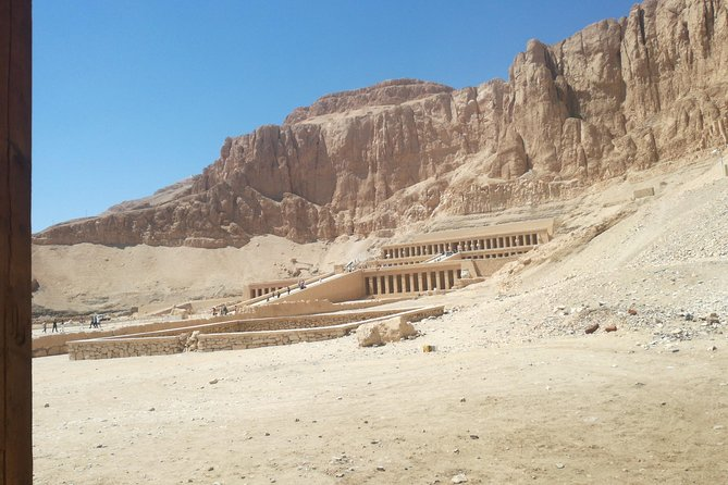 Visit the valley of kings and the west bank of luxor in Egypt