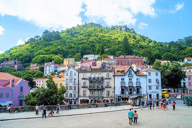 Sintra and Cascais Villages Private Luxury Tour