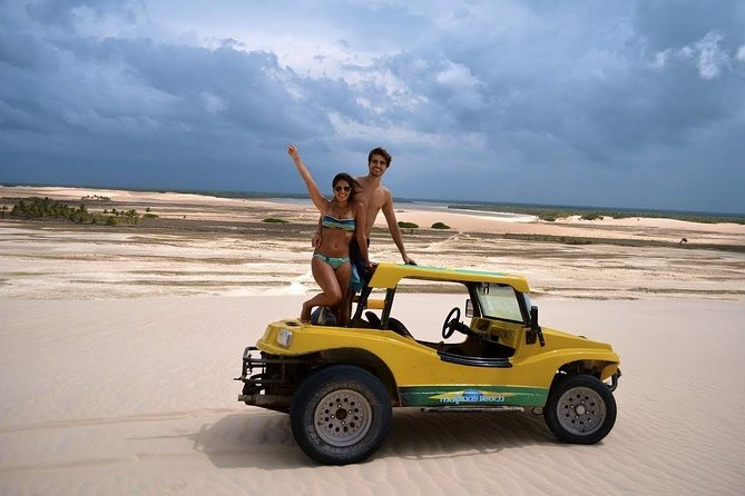 Buggy Tour in Lagoon from Jericoacoara