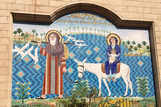 Coptic and Islamic Cairo Walking Day Tour