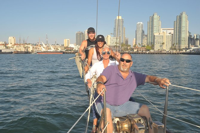 Private San Diego Day Sailing Adventure photo 12