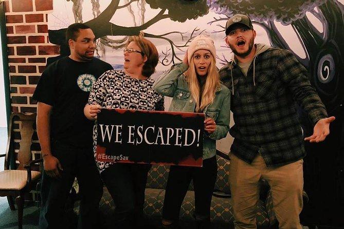 Escape Savannah, Escape Room Games.