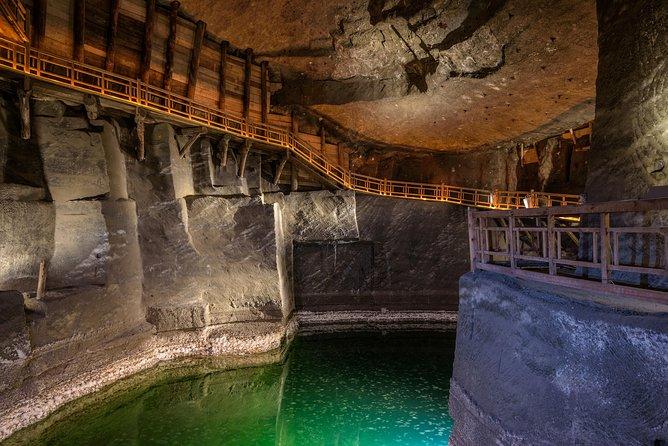 Wieliczka Salt Mine Tour with 4Travellers