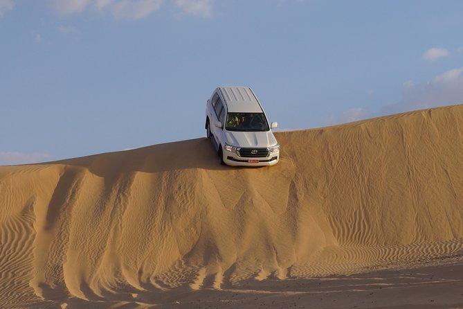 Private tour - Empty Quarter desert adventure (Wadi Dawka + Ubar ruins UNESCO)