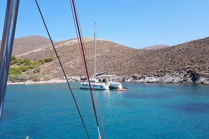 Athens Riviera Catamaran Cruise