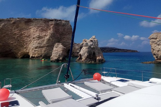 Private Santorini Day Cruise All Inclusive