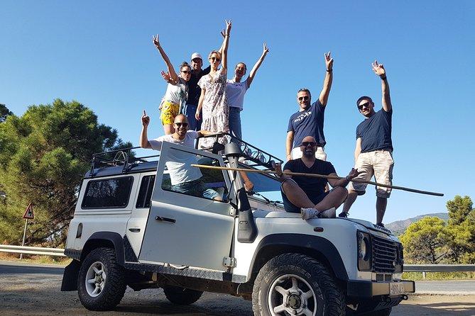 Jeep Safari 4x4 in Marbella