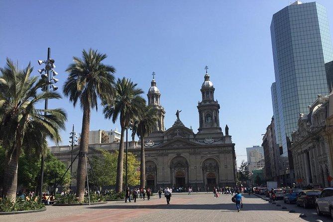 Santiago Center Private Custom Walking Tour