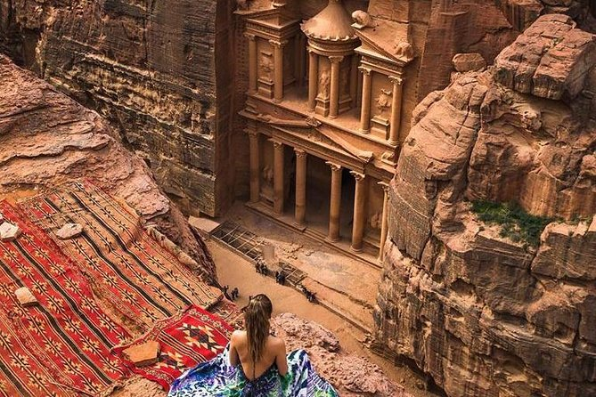 Full Day Private Tour To Petra & Wadi Rum
