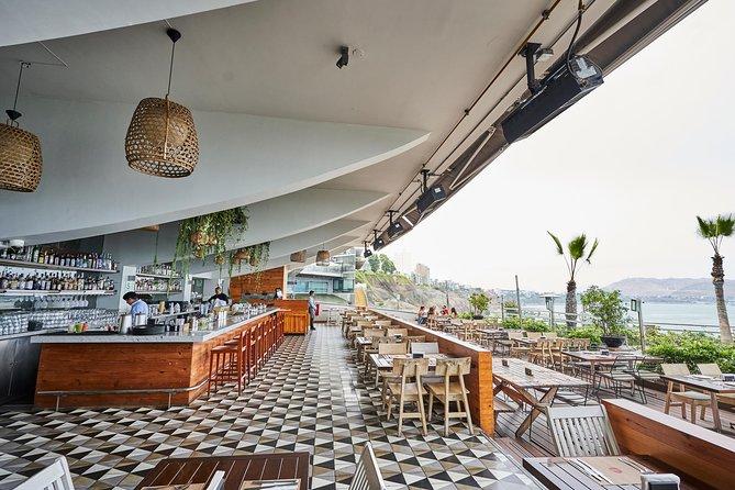 Buffet Lunch at Mangos Larcomar Restaurant