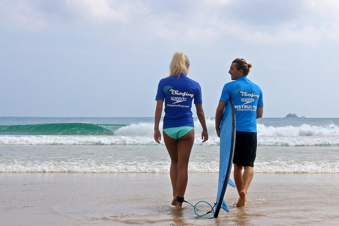 Private and Small-Group Surfing Lessons in Byron Bay