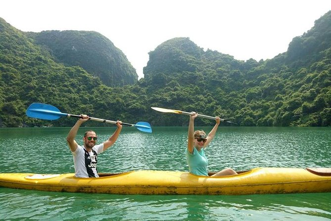 Halong Bay & Lan Ha Bay 2 Days - 1 Night