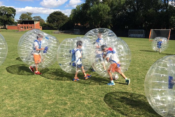 Bubble Soccer Melbourne