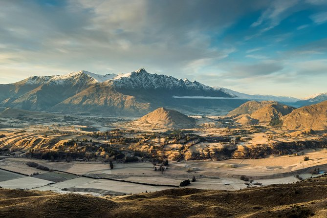 Scenic Sights Tour of Queenstown & Arrowtown Including Morning Tea