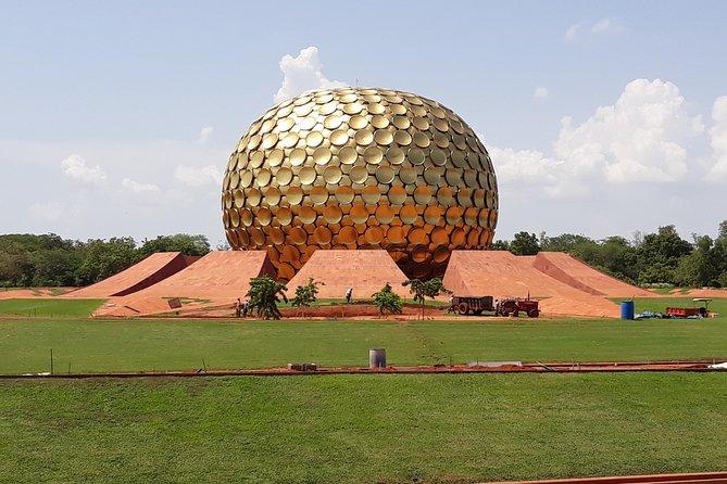 Pondicherry day trip from Chennai by Wonder tours